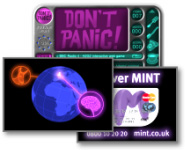 Mint, Hitch Hikers Guide Game