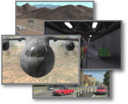 Saudi Strategic, A400M & A330 MRTT simulations, Heathrowgate Architectural 3D